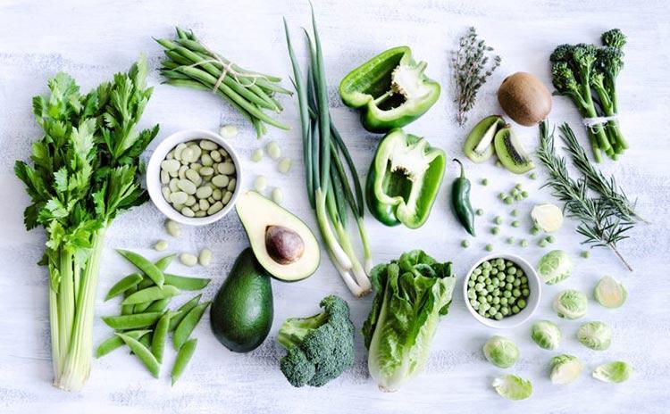 лучшие зеленые овощи