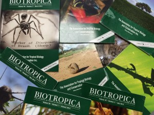 Do you want to receive the printed version of @Biotropica in the mail? Here's how.