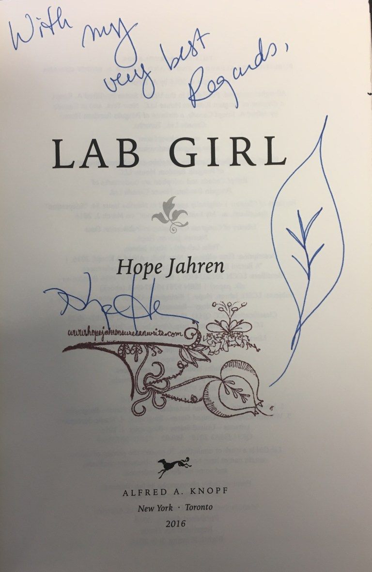 Dedication_LabGirl_HopeJahren