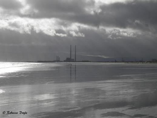 Dublin Bay. (Photo by Rebecca Doyle)