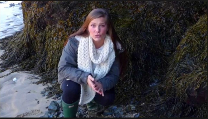 Invasive species film for SINNG, the student invasive non-native group based in Cornwall