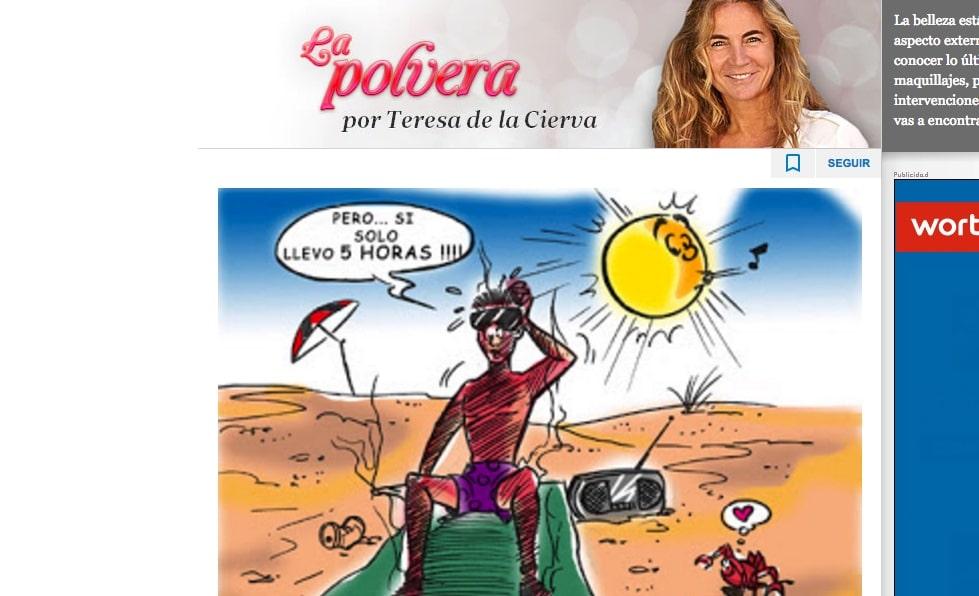 Teresa de la Cierva