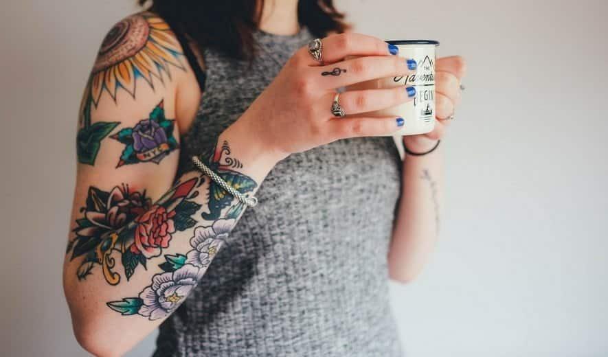 Crema para tatuajes y cuidados