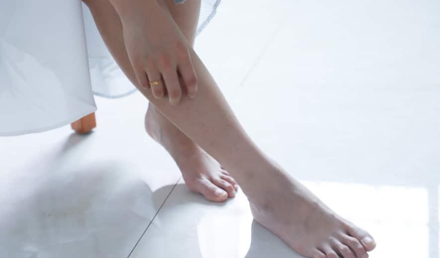 Picor en la piel y en el cuerpo