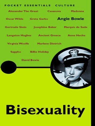 book cover Bisexuality: Pocket Essentials
