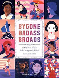 Bygone Badass Broads book cover