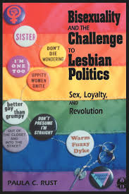 cover of book Bisexuality and the Challenge to Lesbian Politics: Sex, Loyalty, and Revolution