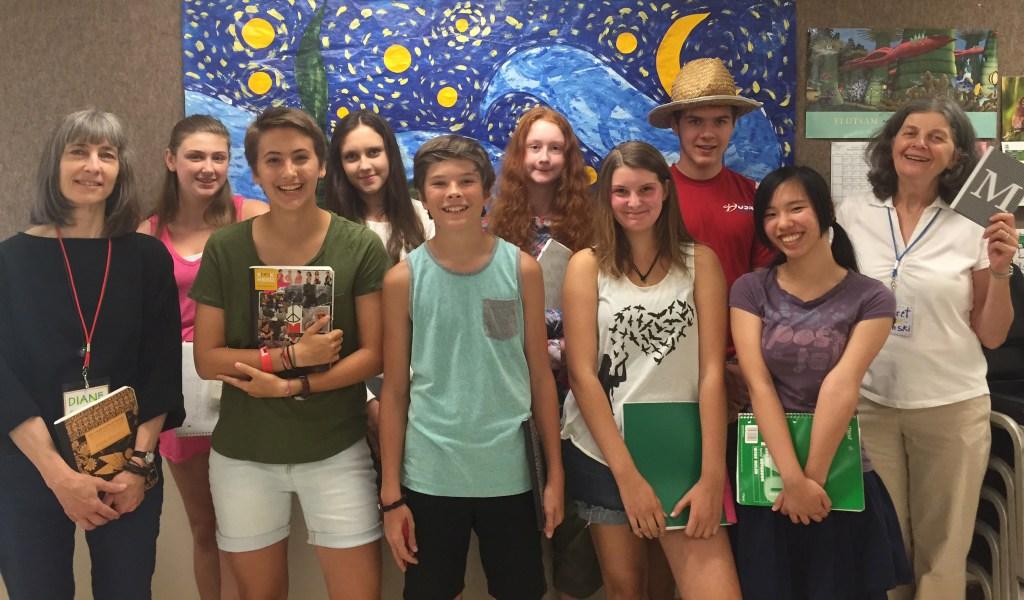 Teen Writing Workshop