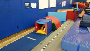 Gymnastics - Open GYm