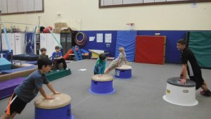 Gymnastics - Boys Classes