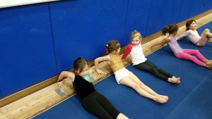 Gymnastics - Hot Shots