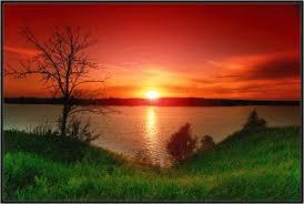Красивые картины природы, пейзажи, закаты, зима, весна ...