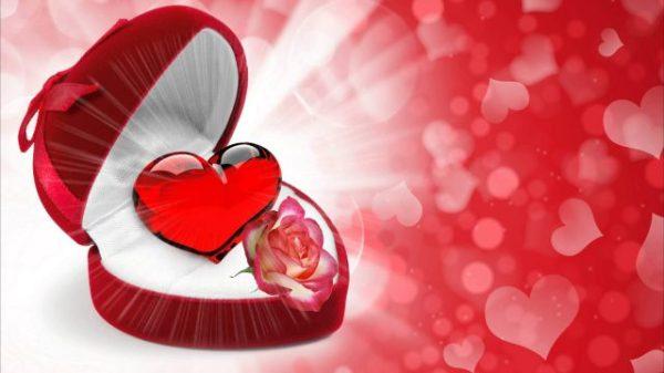Красивые картинки о любви с сердечками (35 фото ...
