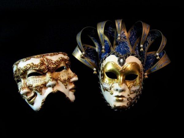 Картинки театральные маски (28 фото) • Прикольные картинки ...
