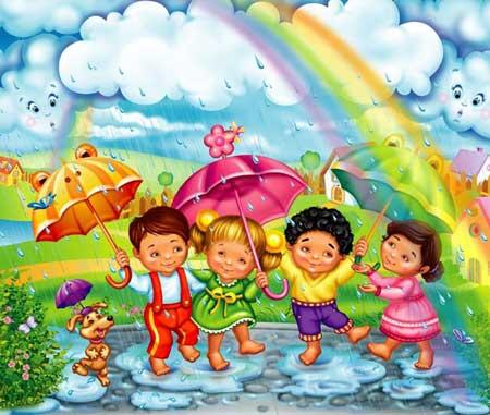 Картинки дождика для детей (36 фото) • Прикольные картинки ...
