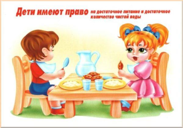 Конвенция о правах ребенка в картинках (27 фото ...