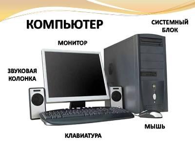 Картинки компьютера для презентации (18 фото) • Прикольные ...