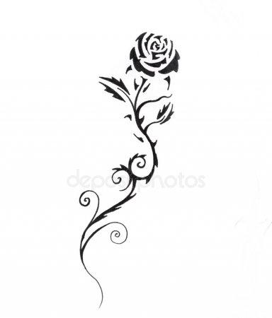 Рисунки для срисовки тату (30 фото) 🔥 Прикольные картинки ...