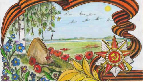 Картинки для срисовки про войну (33 фото) 🔥 Прикольные ...