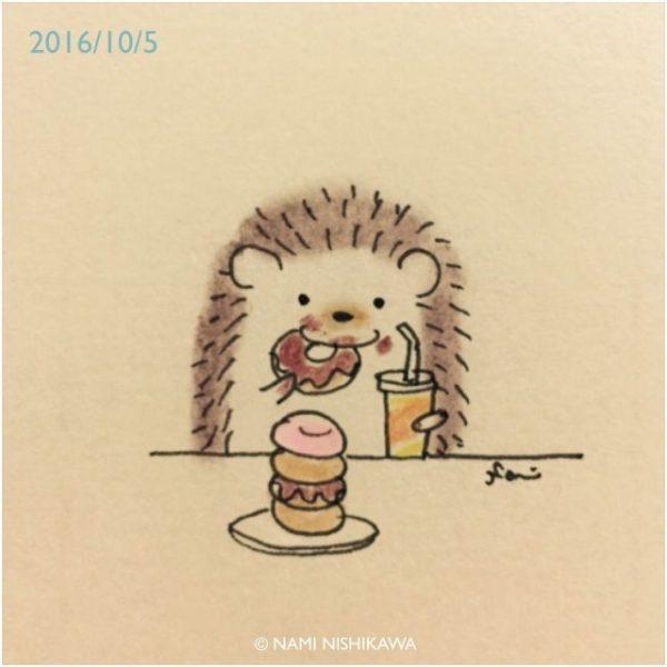 Картинки для срисовки няшные животные (32 фото ...