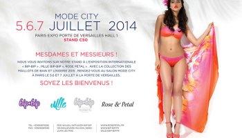 Mode City Paris 2014 – Invitation (FR)