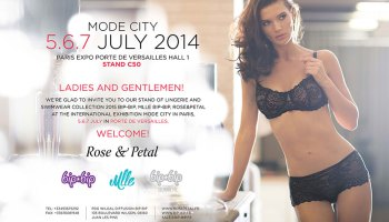 Mode City Paris 2014 – Invitation