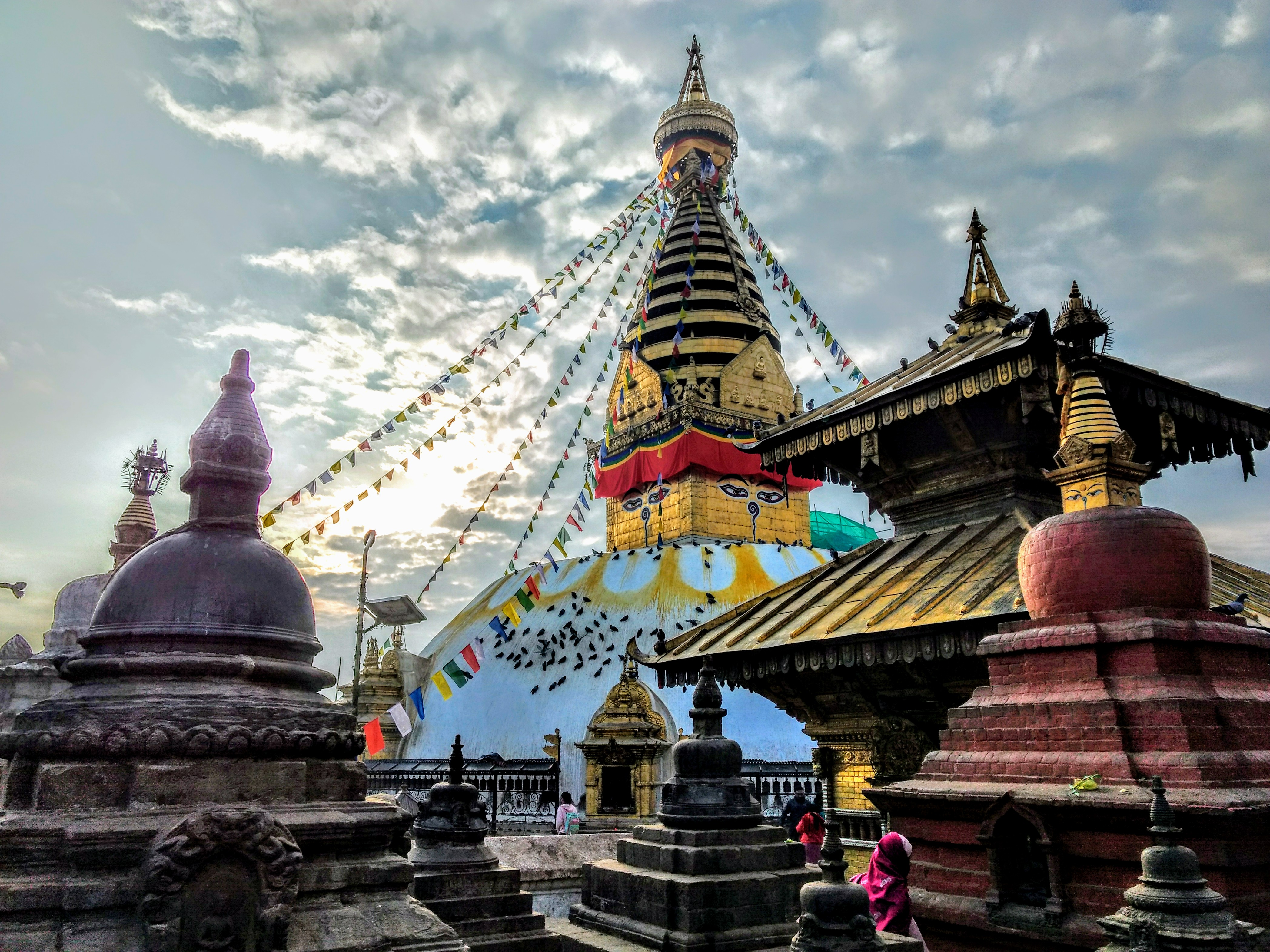 What to do in Kathmandu: Arrival, Temples, & Nightlife