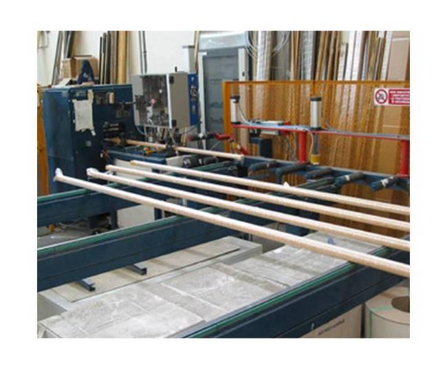 Упаковка деревянного багета