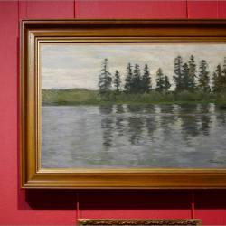 10 веков беларуского искусства , рама для живописи