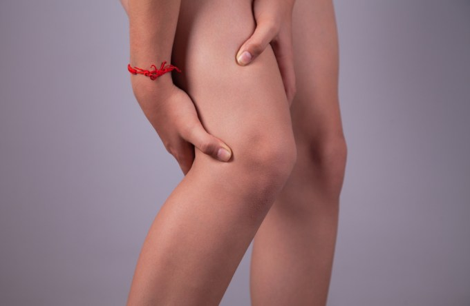 unattainable beautiful knees