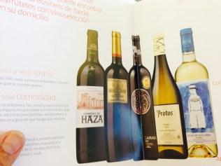 wine diversity in SPAIN