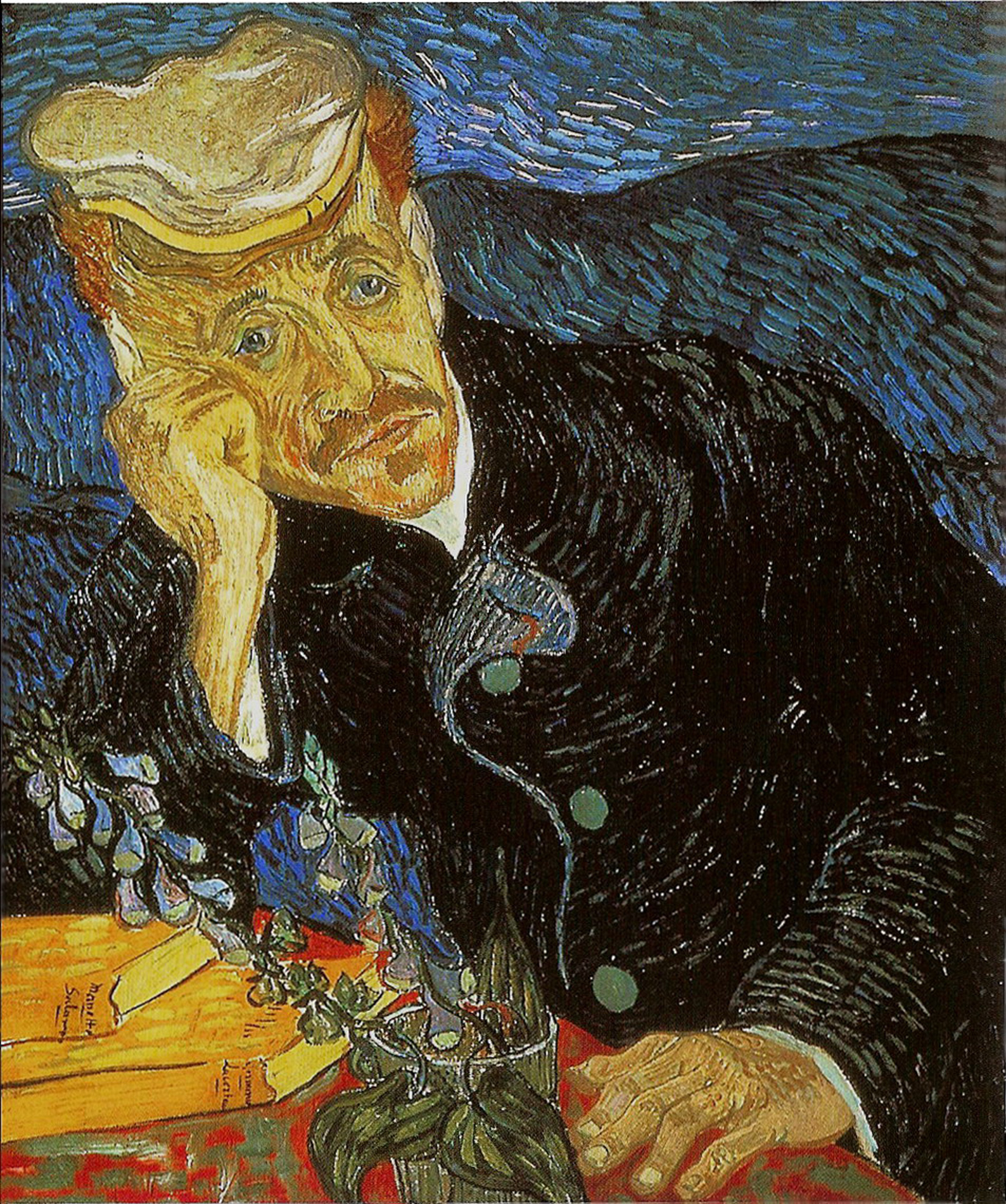 Vincent Van Gogh And Lessons About Persistence And Mental