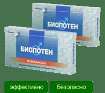 Биопотен лекарство для повышения потенции