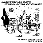 play album Microtonal Cats from Alpha-Centauri