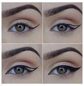 Eyeliner Nasıl Sürülür İnce Püf Noktaları