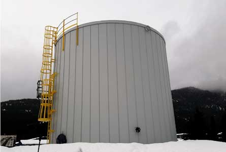 Large Potable Water and Wastewater Tanks