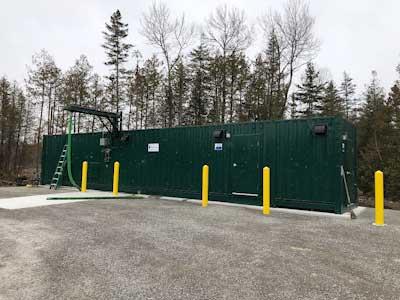 Emergency Water Treatment Plant Ontario