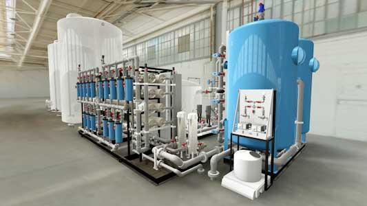 Transalta Power Process Water Treatment