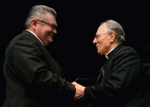 Primanje pjesničke nagrade Dobriša Cesarić, 13. siječnja 2012., Požega