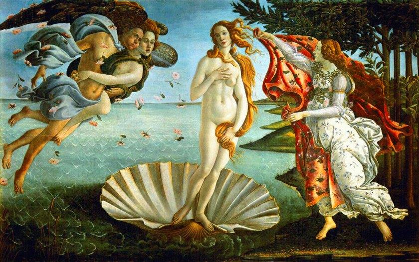 Rođenje Afrodite