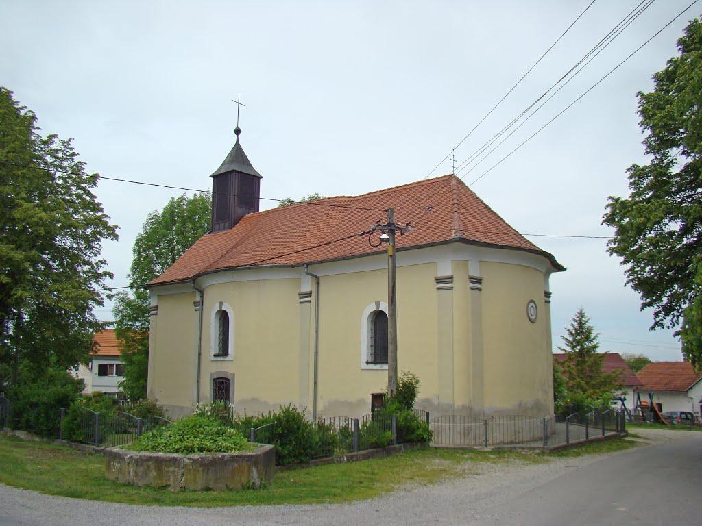 Kapela sv. Petra, Krušljevo selo, Oroslavje, foto - Zlatko Gustin.