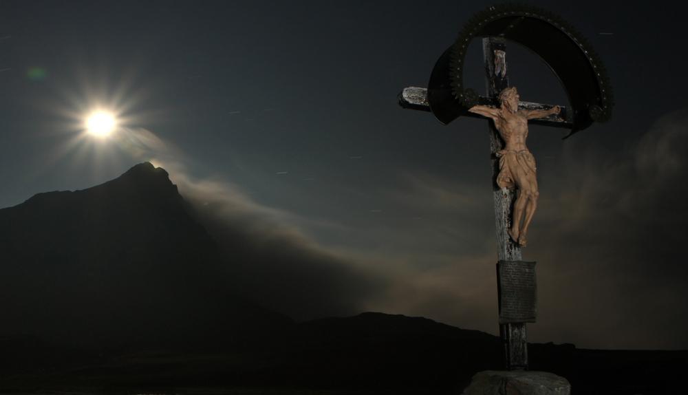 Križ...