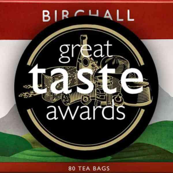 Award-Winning Tea