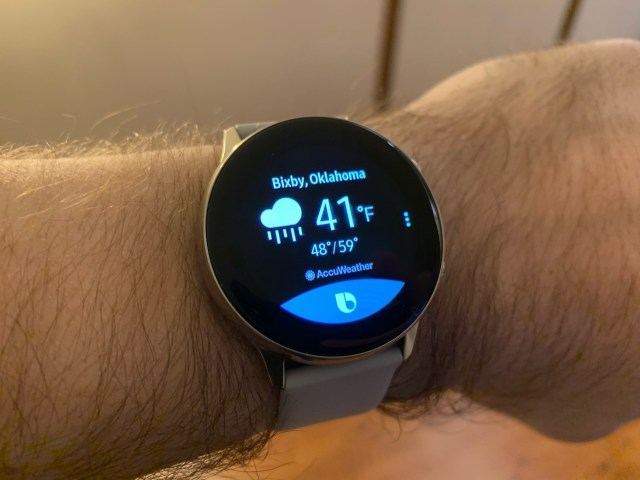 Samsung Galaxy Watch Active: An Apple Watch Fan's Sorta