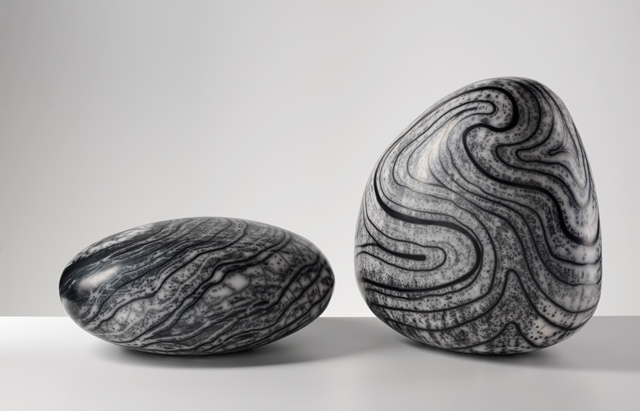 Reduced - Lewisian Gneiss stones - photo Shannon Tofts