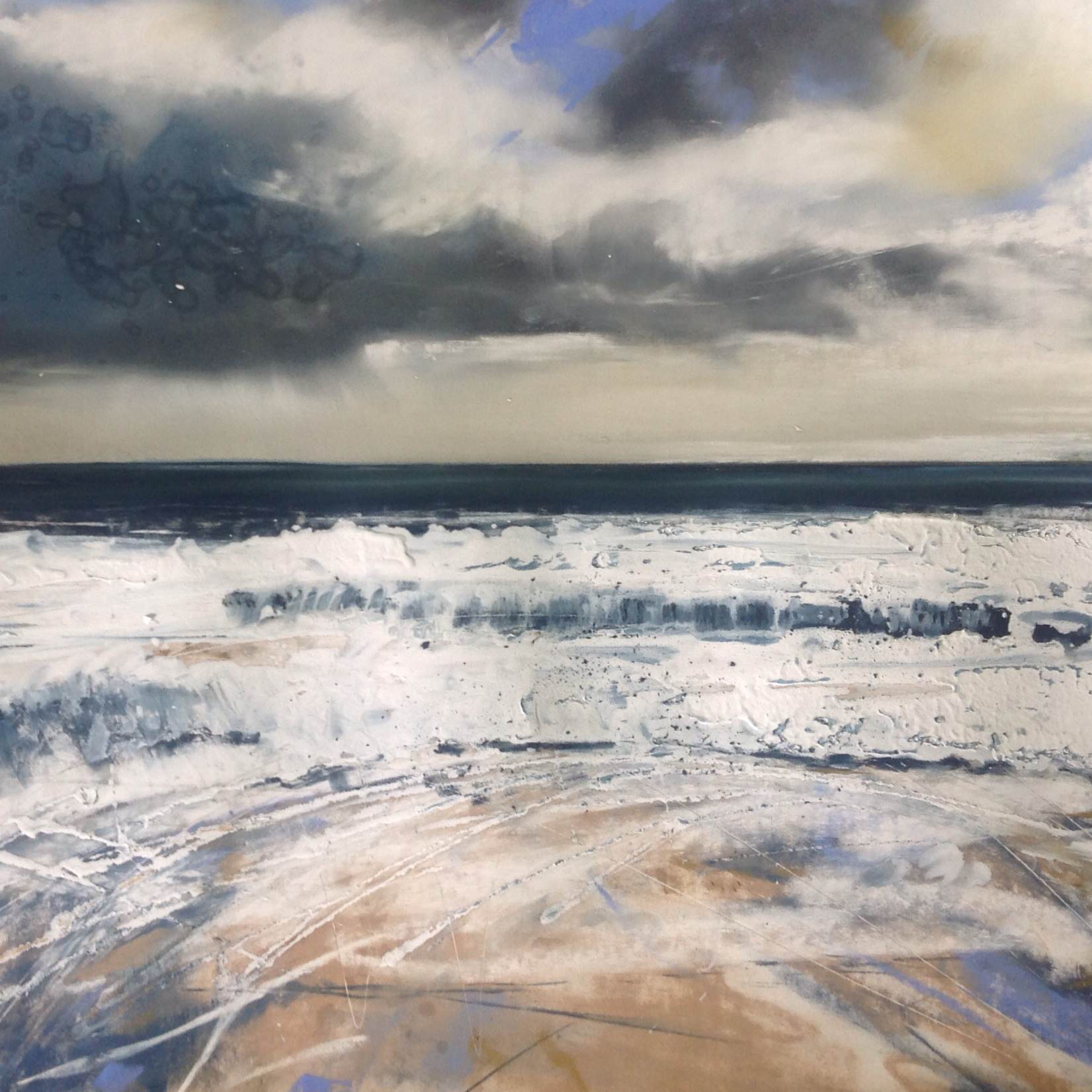 Hellen Fryer. Clearing Westerlies