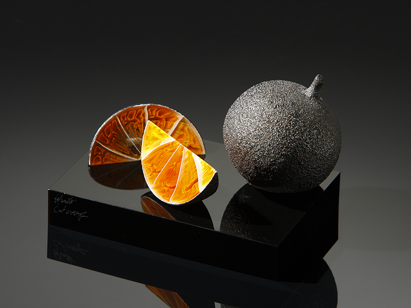 Elliot Walker. Cut Orange (photo S. Bruntnell)