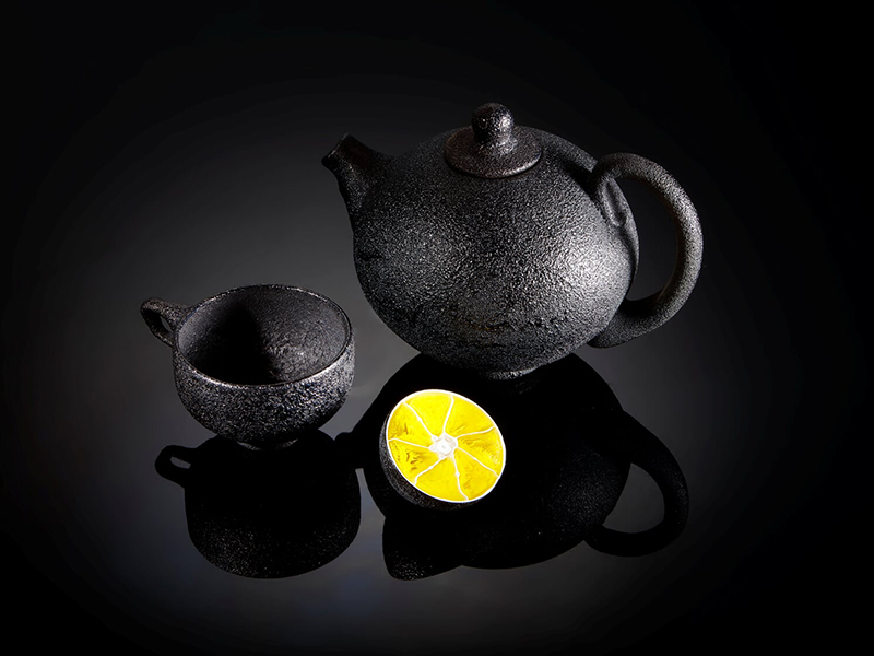 Elliot Walker. Lemon Tea