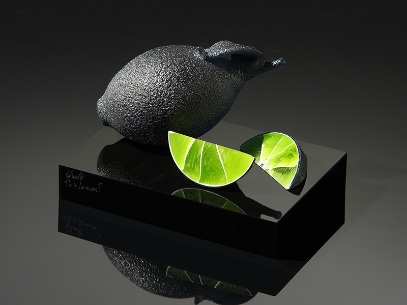 Elliot Walker. This Lime (photo: S. Bruntnell)