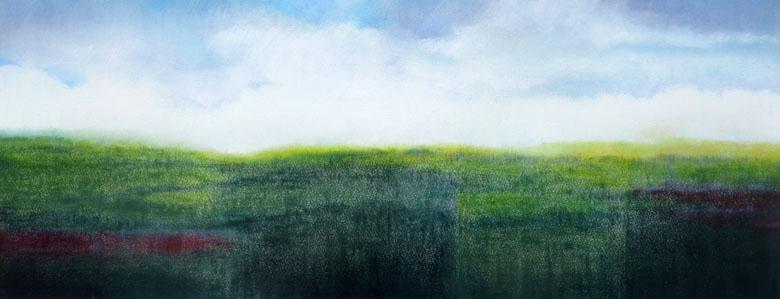 Ian McNicol. Forest (monotype)